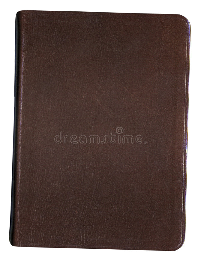 Leather Bound Book Stock Images
