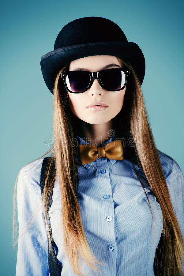 Download Leather Bow Tie Stock Image - Image: 38498061