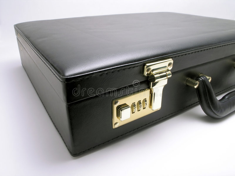 Download Leather Briefcase - 5 Stock Images - Image: 1715534