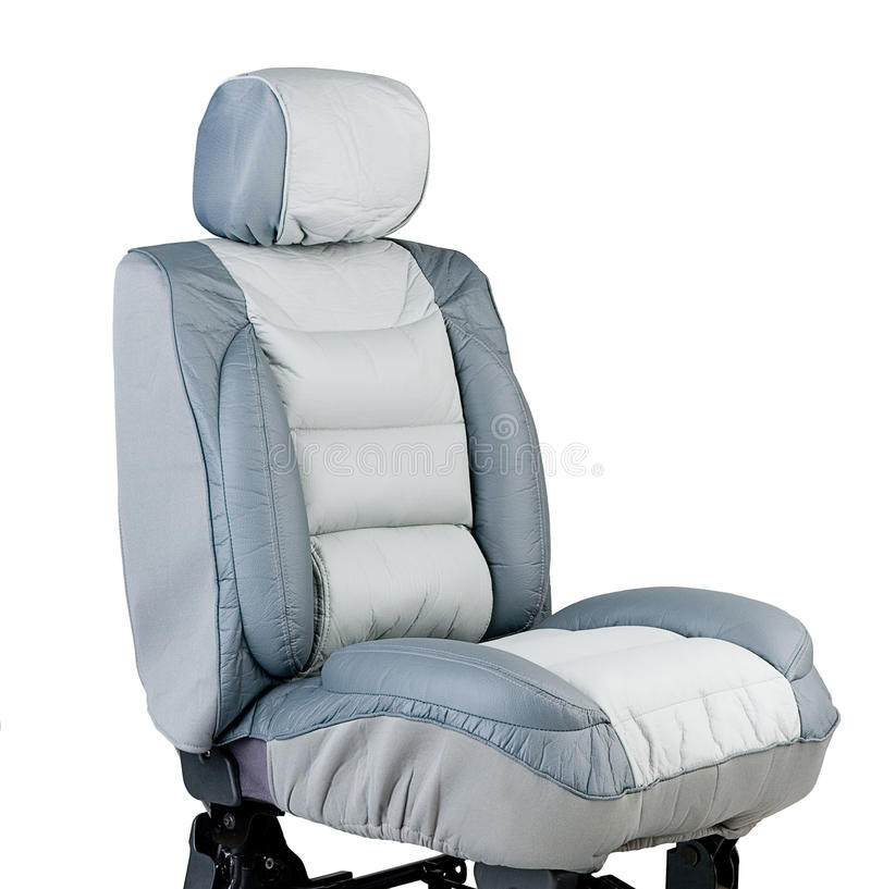 Free Leather Car Seat Cover Stock Photography - 25171702