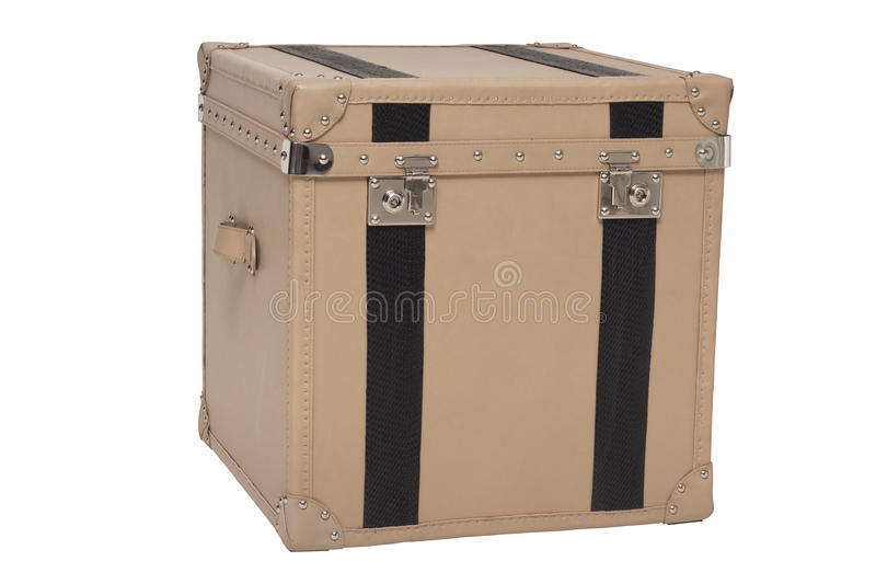 Download Leather chest stock photo. Image of contemporary, luxurious - 25533748