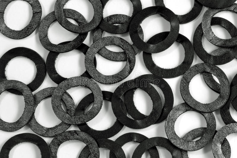 Download Leather circles stock image. Image of textured, abstract - 14724231