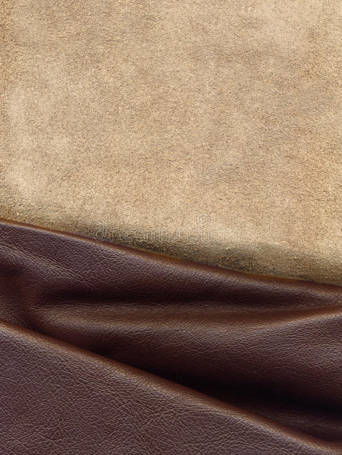 Leather royalty free stock image