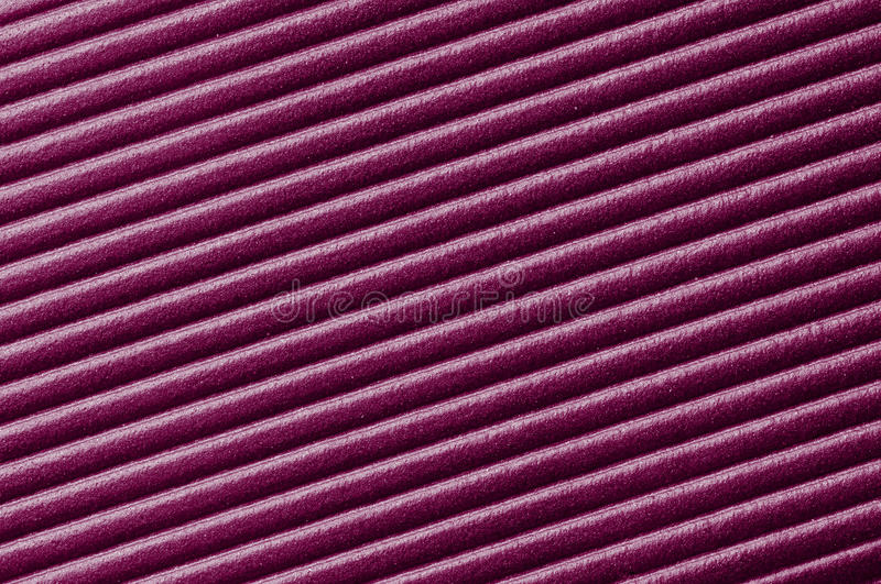Leather with embossed stripes. stock images