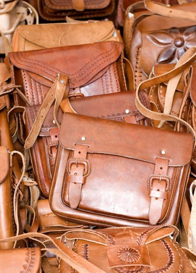 Leather Goods stock photos
