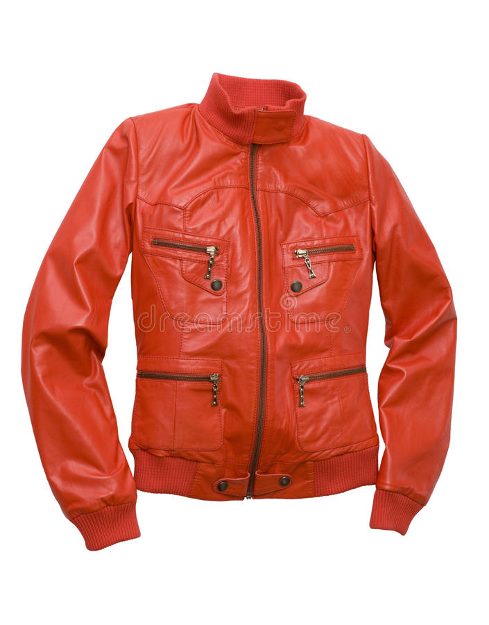 Download Leather jacket stock image. Image of conventional, accepted - 18198043