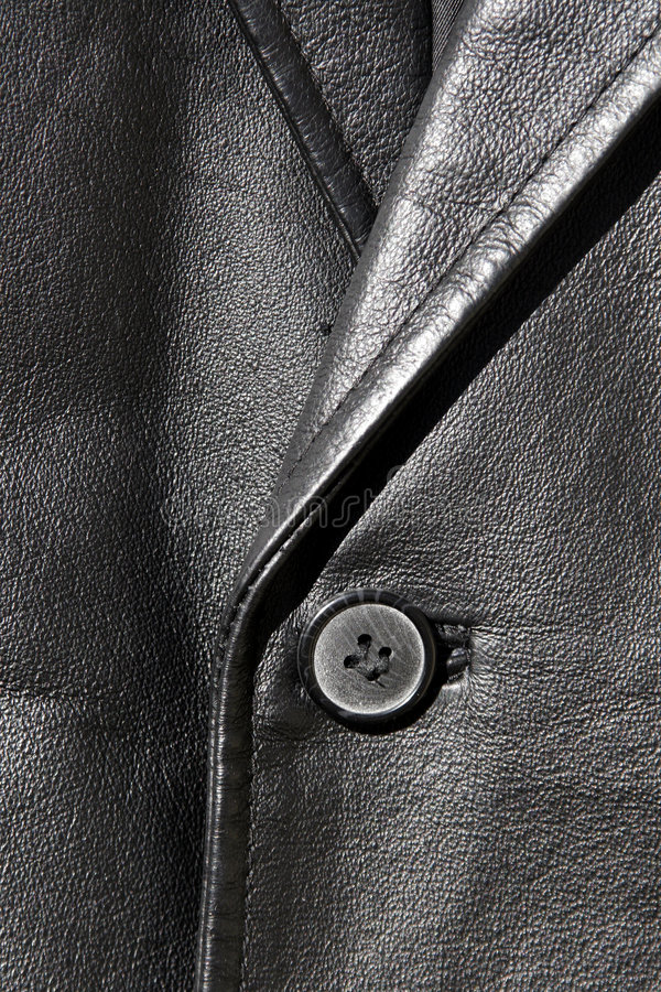 Free Leather Jacket Royalty Free Stock Photography - 2135977