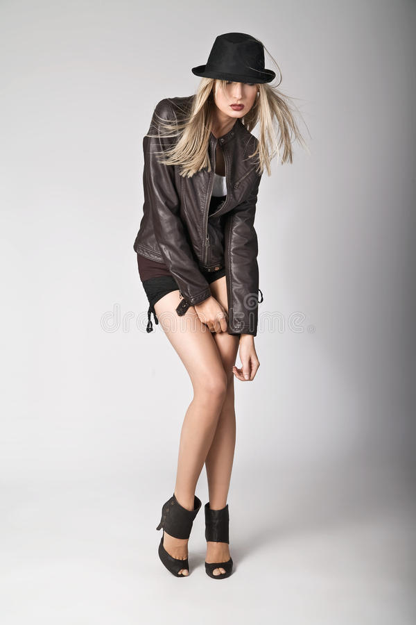 Free Leather Jacket Stock Photo - 9417660