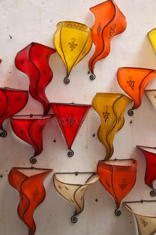 Download Leather lamps stock image. Image of lamp, ancient, colorful - 24336689