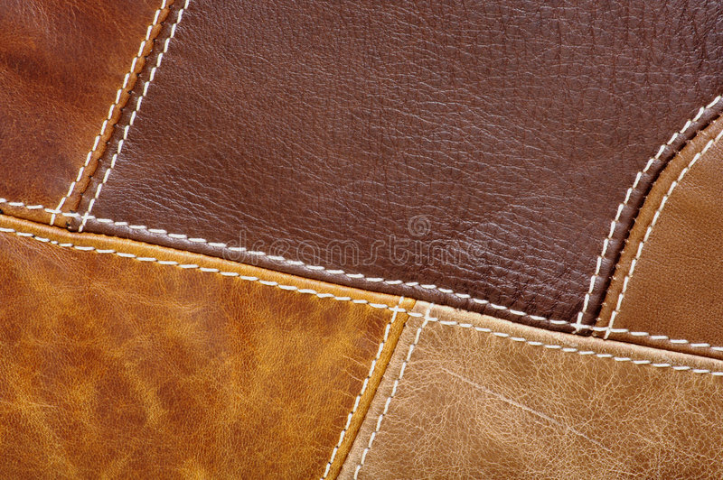 Download Leather Patches Background stock image. Image of pattern - 628303