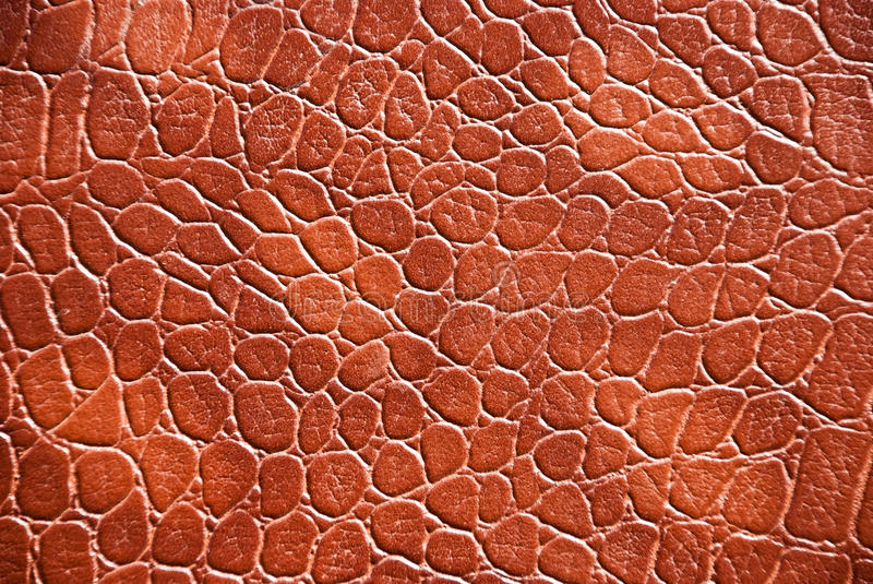 Leather pattern stock photo
