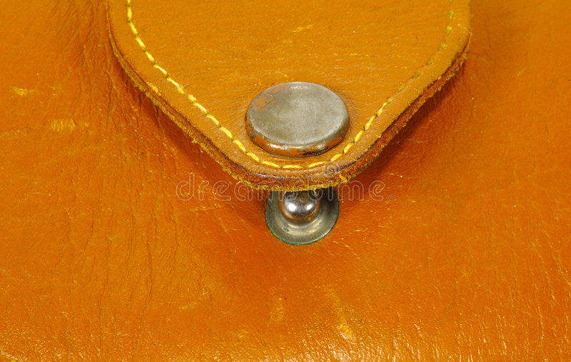 Download Leather Purse stock image. Image of stitch, suede, purse - 76545