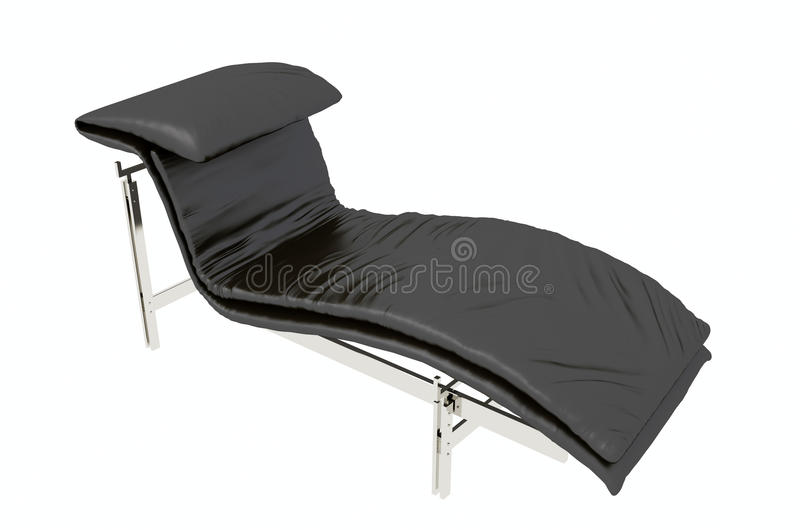 Download Leather Relaxing Chair, 3D Illustration Stock Illustration - Image: 25967527