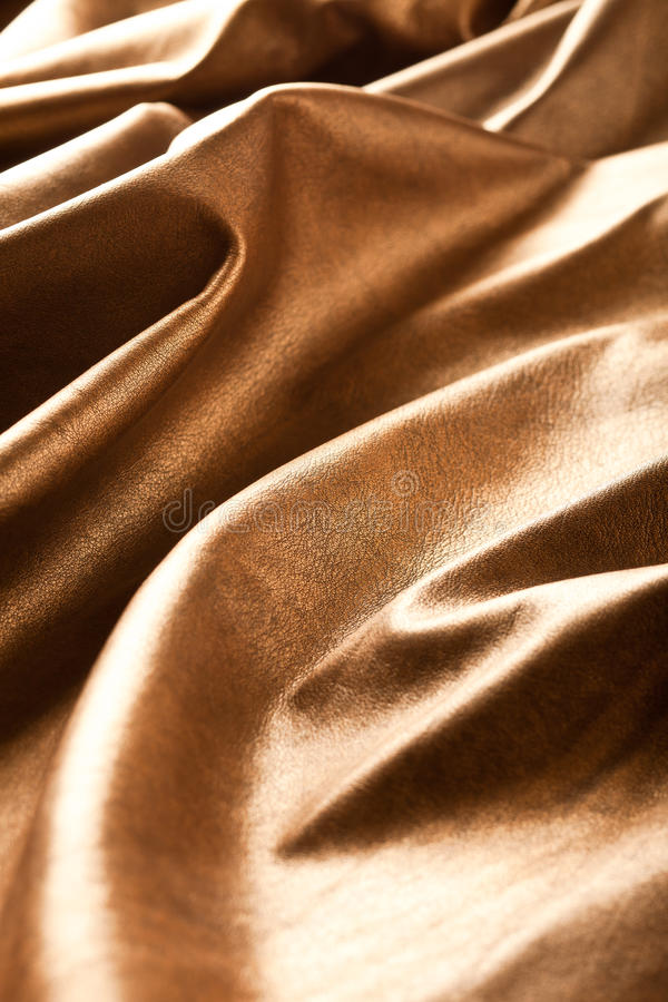 Leather Ripples royalty free stock images