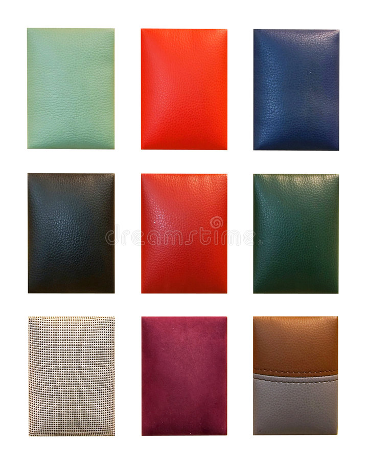 Download Leather samples stock image. Image of animal, color, material - 5144917
