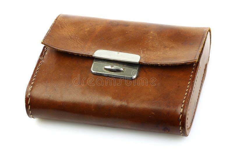 leather shaving kit royalty free stock photo image 14961605. Black Bedroom Furniture Sets. Home Design Ideas