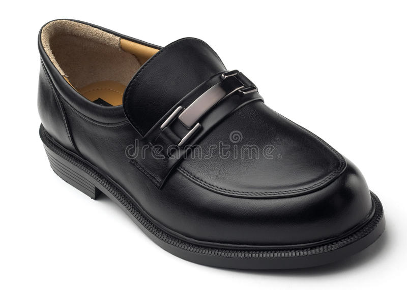 Download Leather Shoe stock image. Image of leather, object, accessories - 25869713