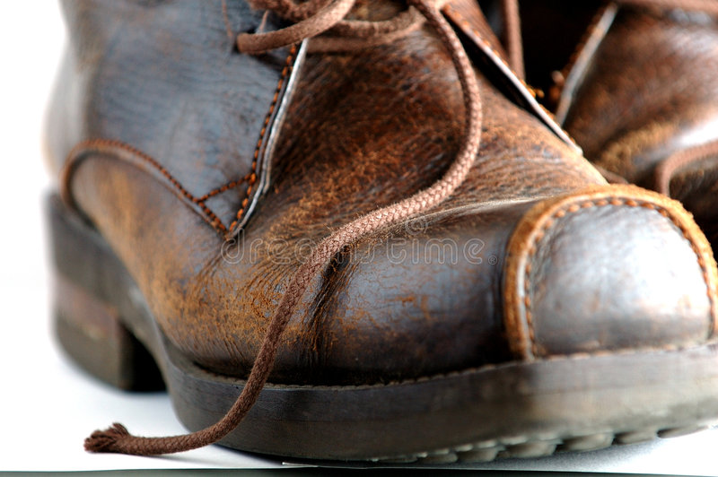 Download Leather Shoes Stock Photo - Image: 1707940