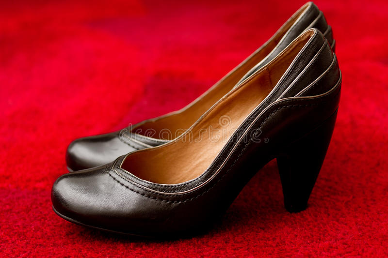 Download Leather shoes stock photo. Image of wear, pair, shoes - 18324624