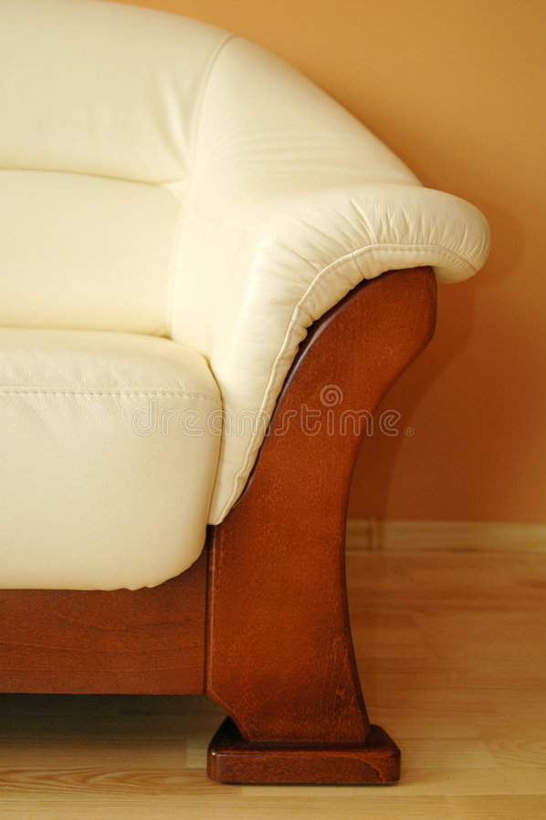 Free Leather Sofa Stock Photography - 1984562