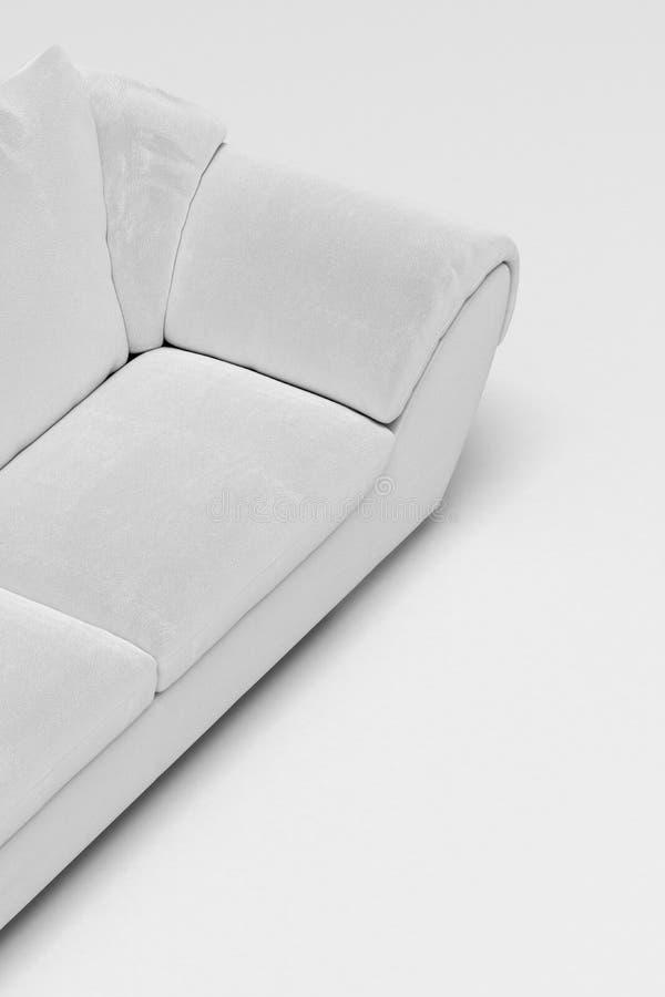 Leather Sofa royalty free stock photo
