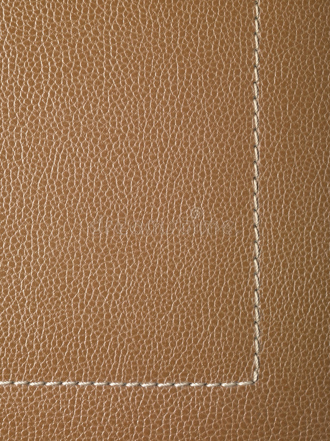 Leather surface stock photos