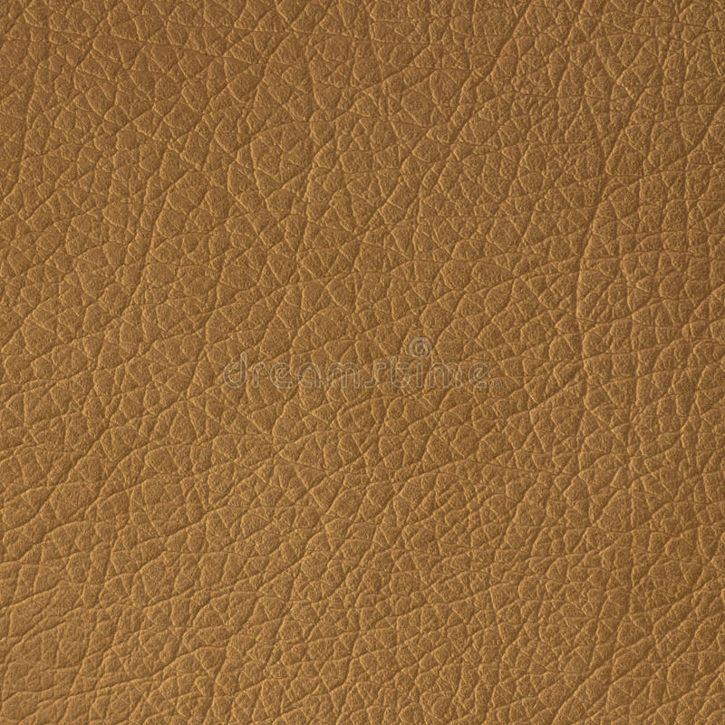Leather texture. Brown leather texture closeup, useful as background stock image