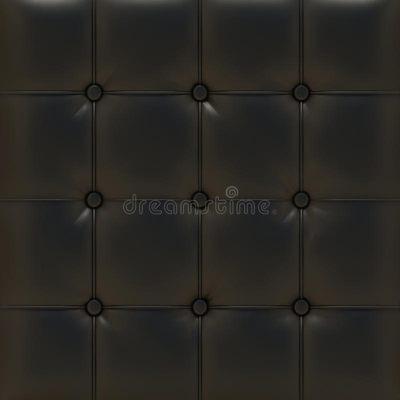 Download Leather upholstery stock illustration. Image of brown - 23029470