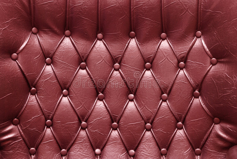 Leather upholstery. Red leather background,luxury upholstery stock images