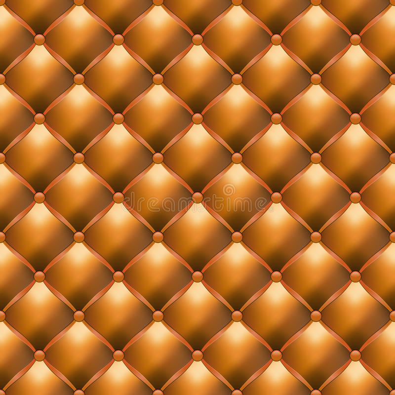 Download Leather Upholstery Seamless Texture Stock Vector - Image: 23590339
