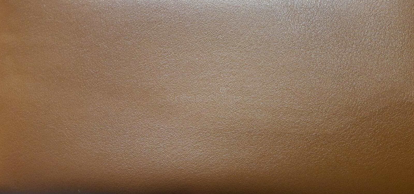 Leather used as background. stock photography