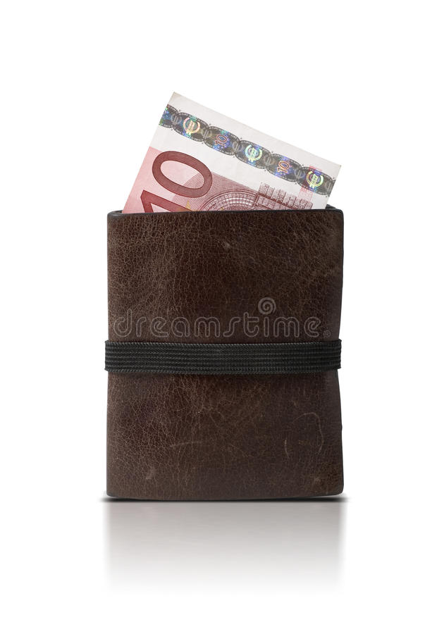 Download Leather wallet stock photo. Image of financial, funds - 22016668