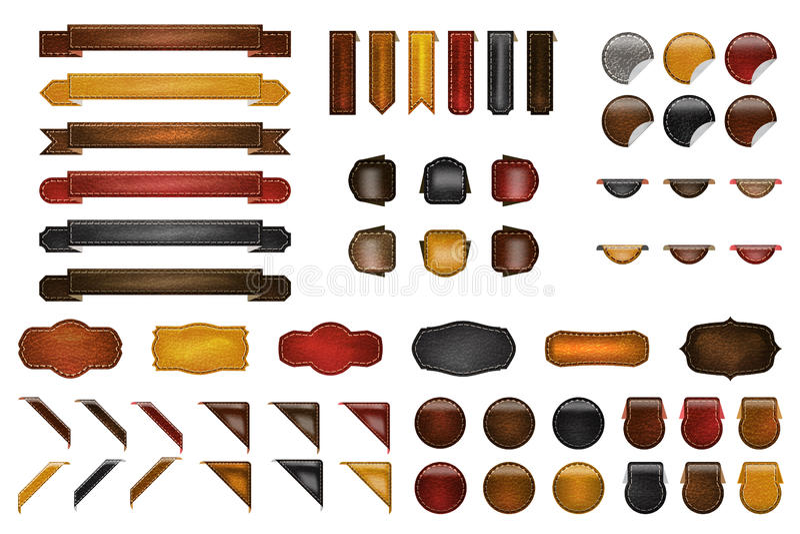 Leather Website kit