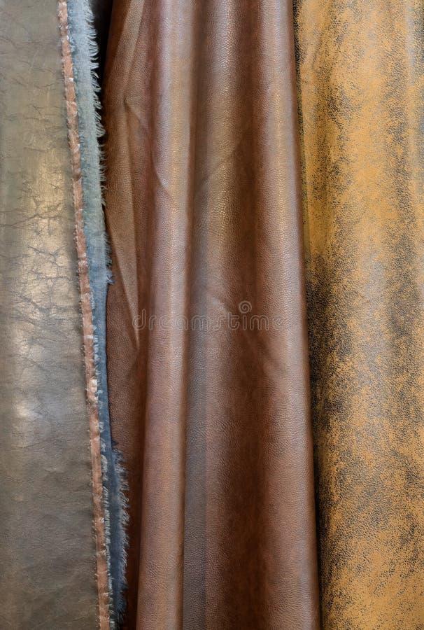 leatherette стоковое изображение rf