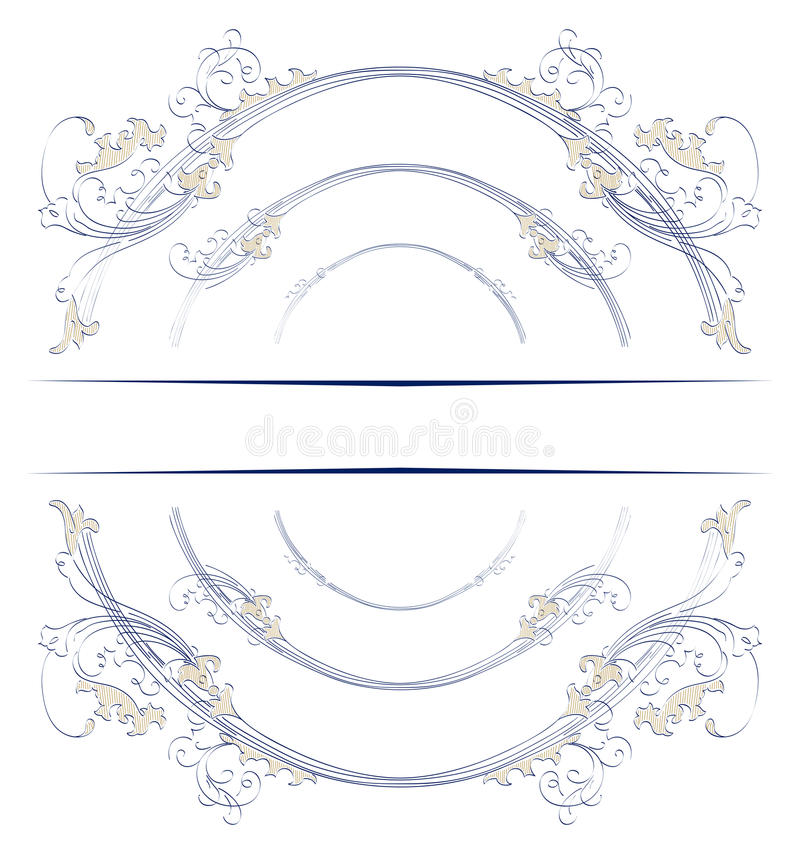 Download Leave Circle Border Stock Images - Image: 19040284