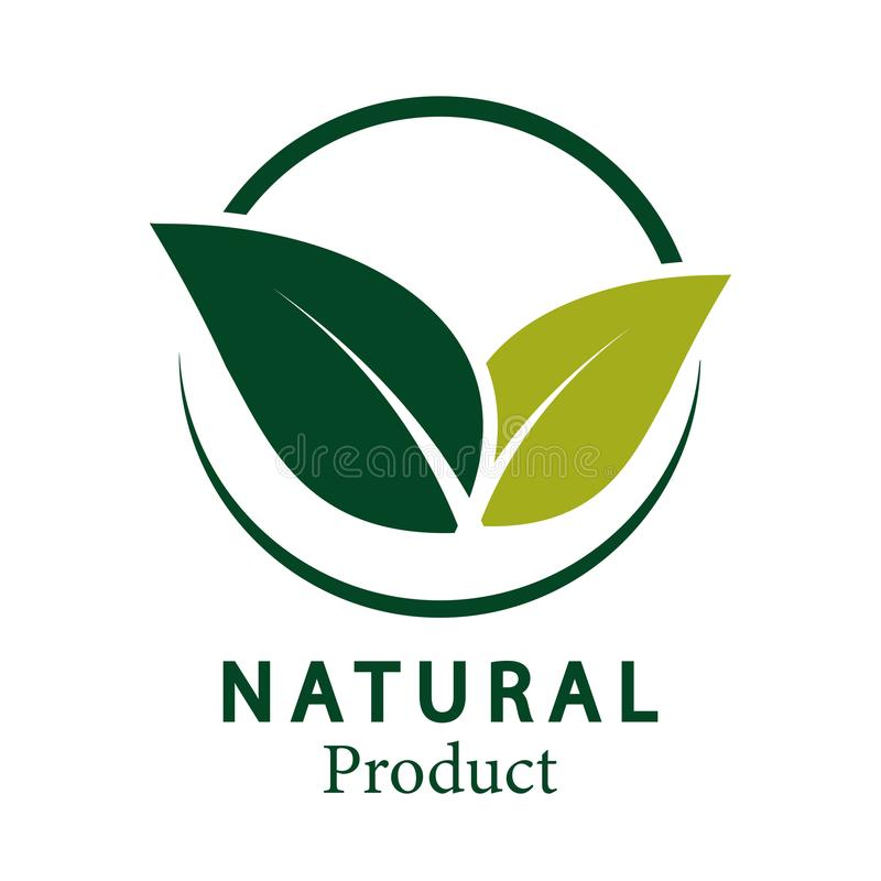 Free Leave Natural Design.logo Natural Product Royalty Free Stock Photo - 124805305