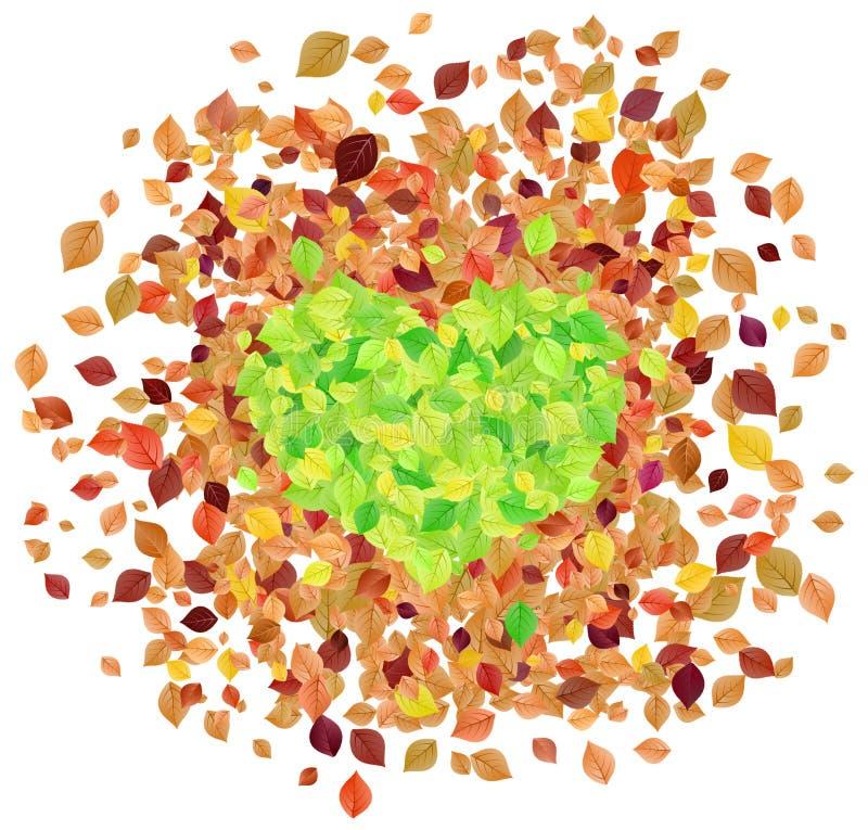 Download Leaves stock illustration. Illustration of image, ecology - 22904248