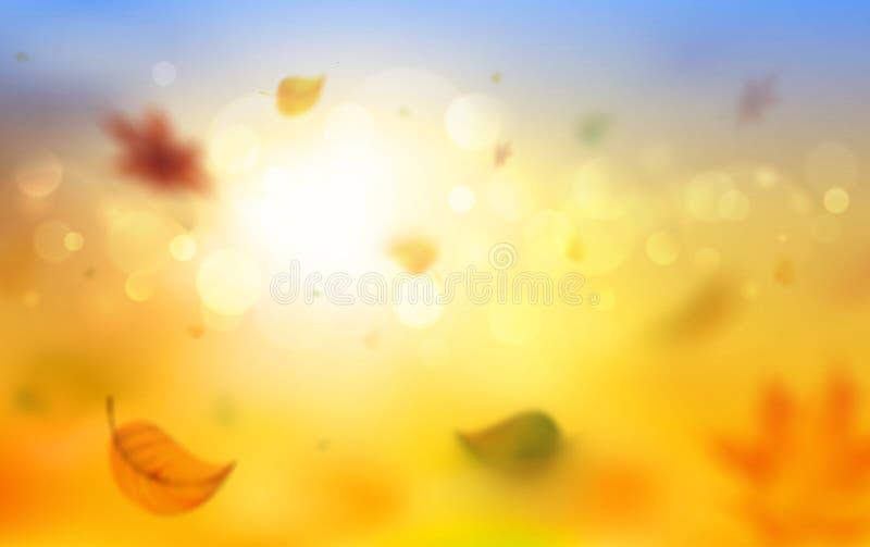 2008 leaves för leaf för dunge för torr fall för lufthöst guld- nära oaken oktober russia vänder som spolar yellow royaltyfri illustrationer