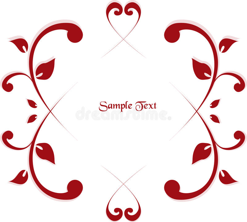 Download Leaves frame stock vector. Image of beautiful, design - 18017378