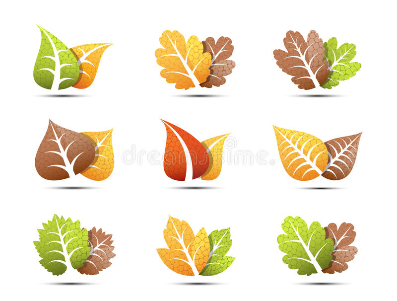 Leaves icons