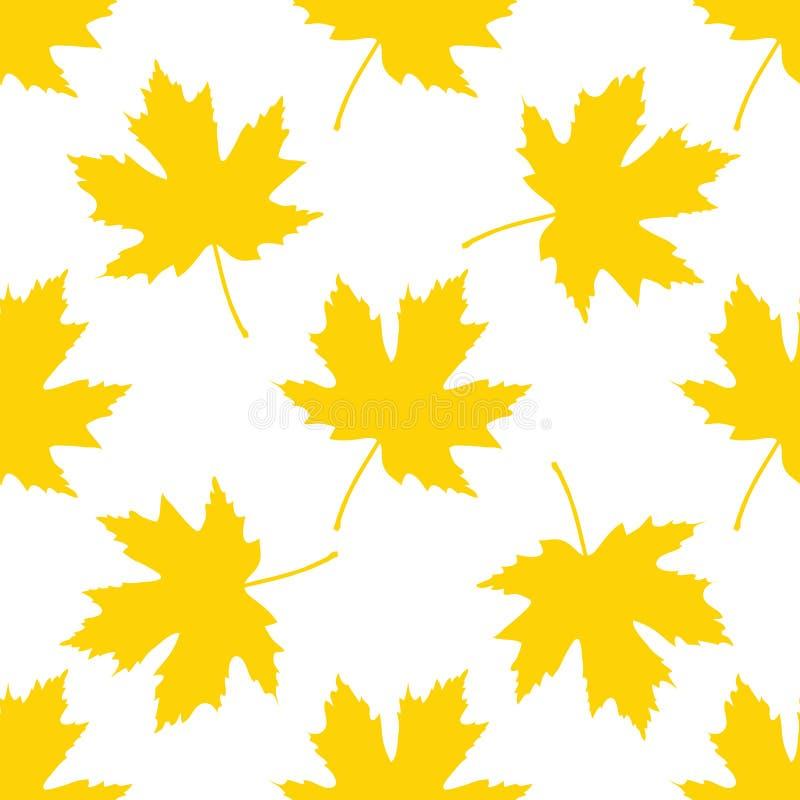 leaves mönsan seamless din bakgrundsdesign vektor illustrationer