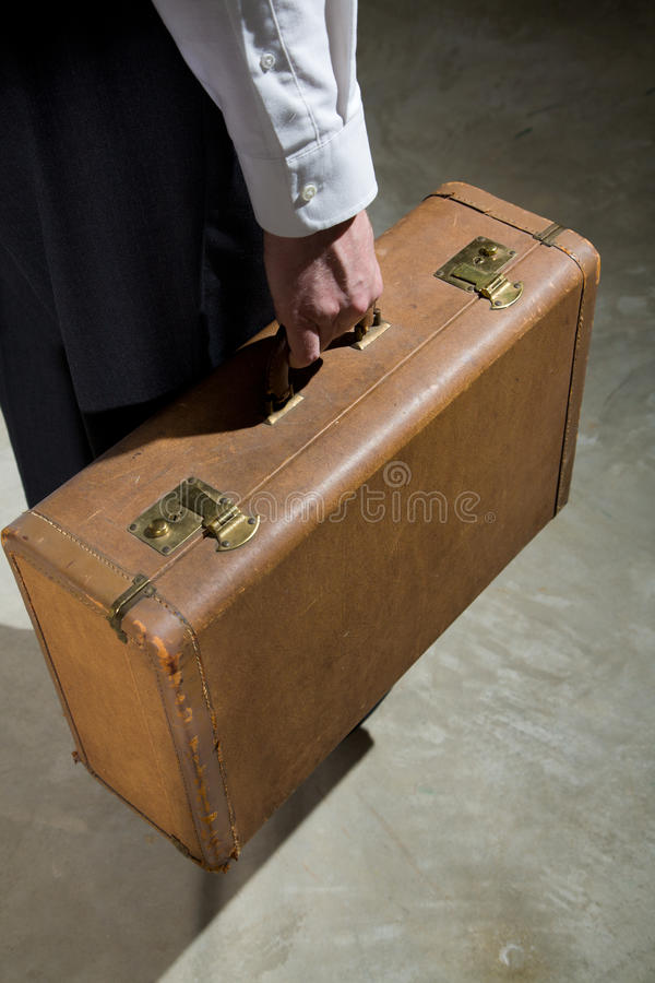Download Leaving stock photo. Image of handle, luggage, leaving - 14218556