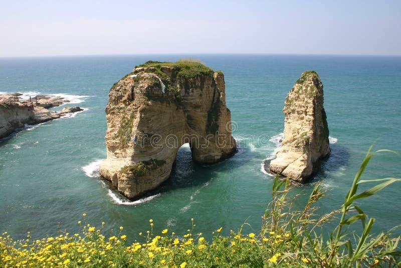 Lebanon royalty free stock photos