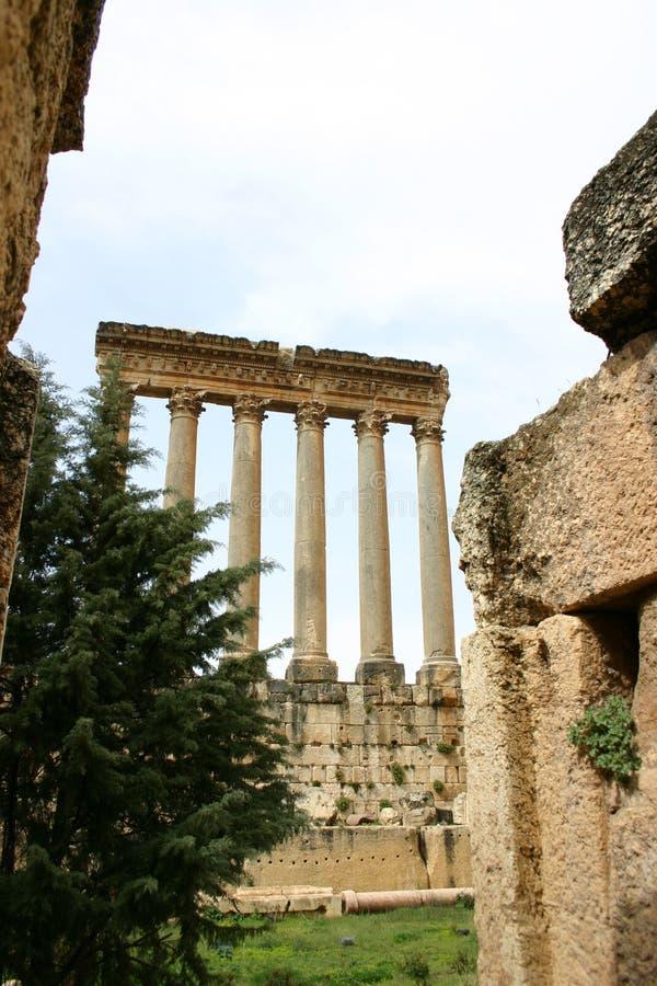 lebanon arkivbild