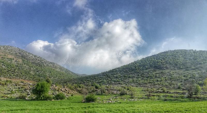 Lebanon Beauty stock image