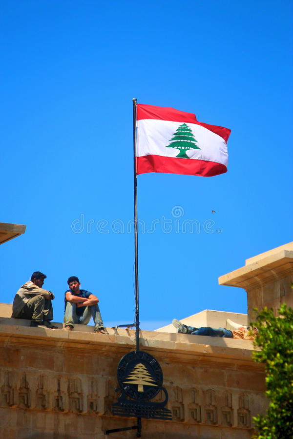 Download Lebanon - Beirut editorial stock image. Image of islamic - 25689269