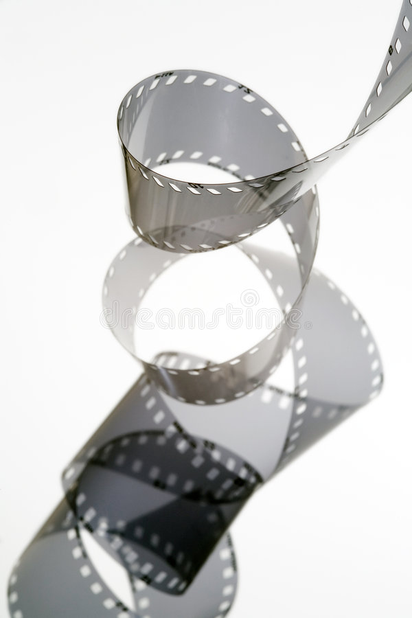 Leben des Filmstreifens noch   lizenzfreies stockbild