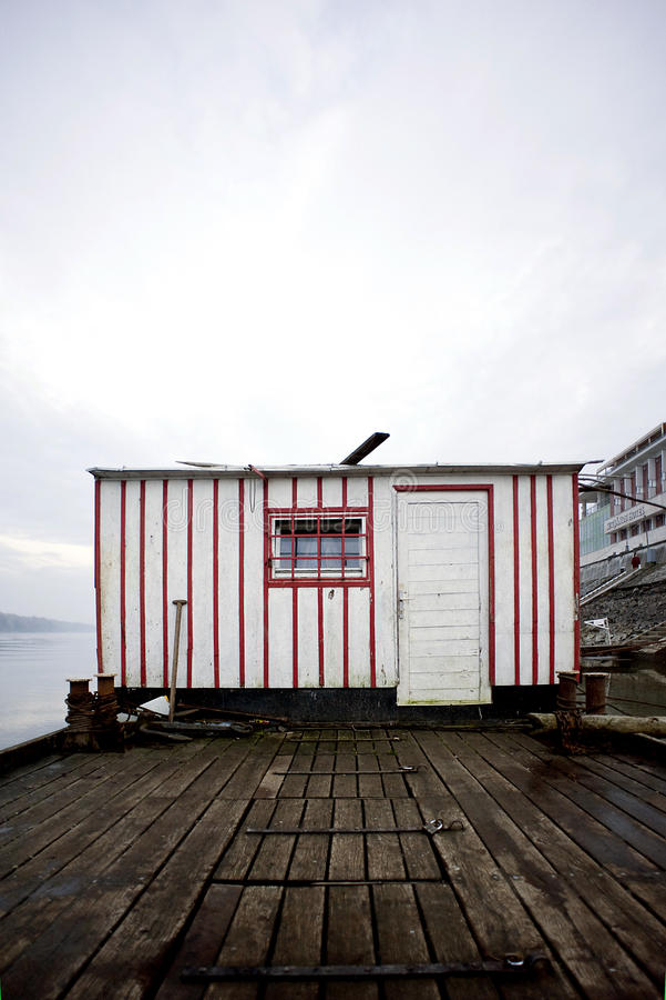 Leben des Fischers lizenzfreie stockbilder