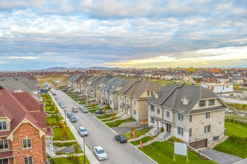 Lebende Häuser lizenzfreie stockbilder