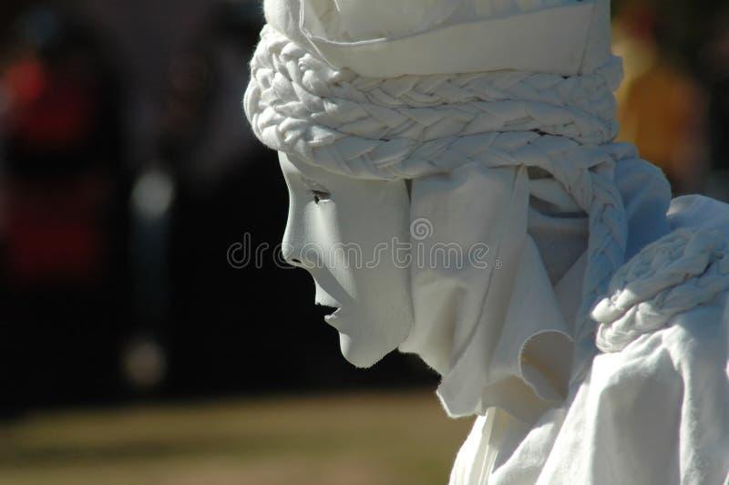 Lebende Statue stockbilder